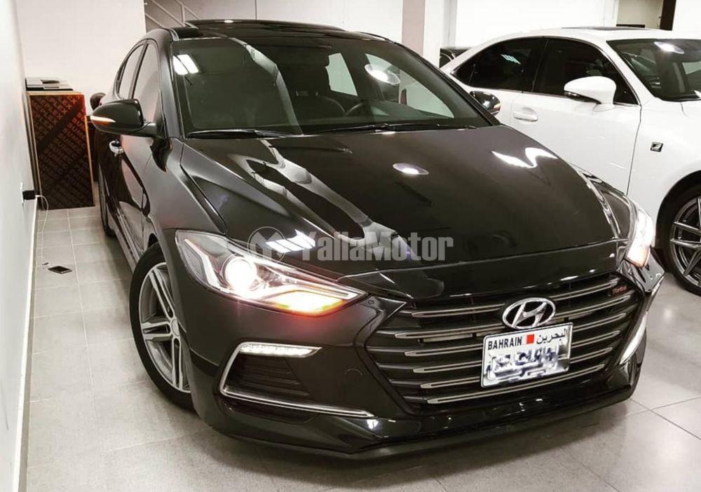 Used Hyundai Elantra 2.0L Top 2018