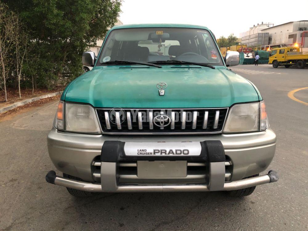 Used Toyota Land Cruiser Prado 1999