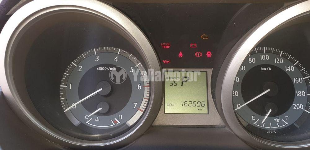 تويوتا لاند كروزر برادو 4.0L V6 TXL1 2013 مستعملة