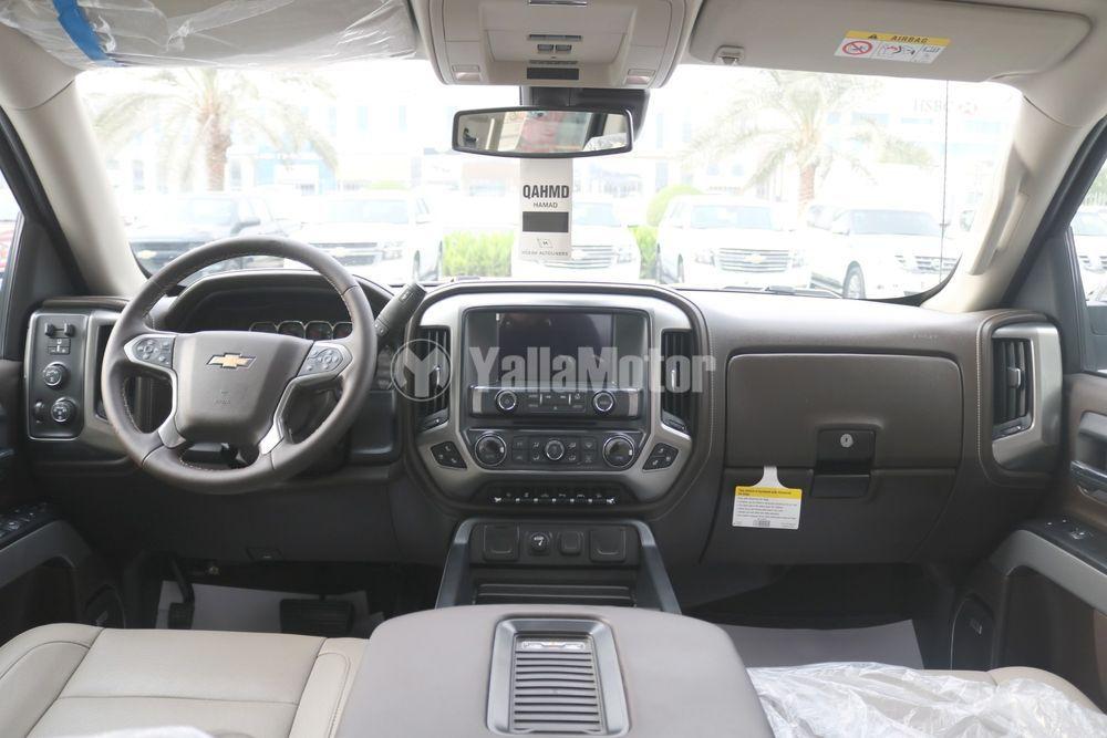 New Chevrolet Silverado 1500 Crew Cab 2018