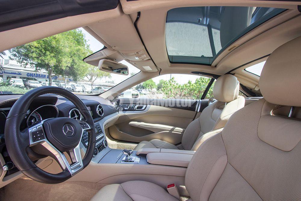 Used Mercedes-Benz SL-Class SL 500 2013