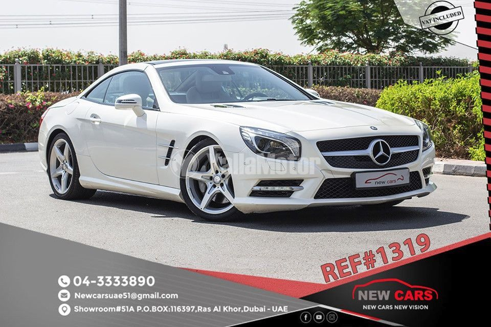 Used Mercedes-Benz SL-Class SL 500 2013