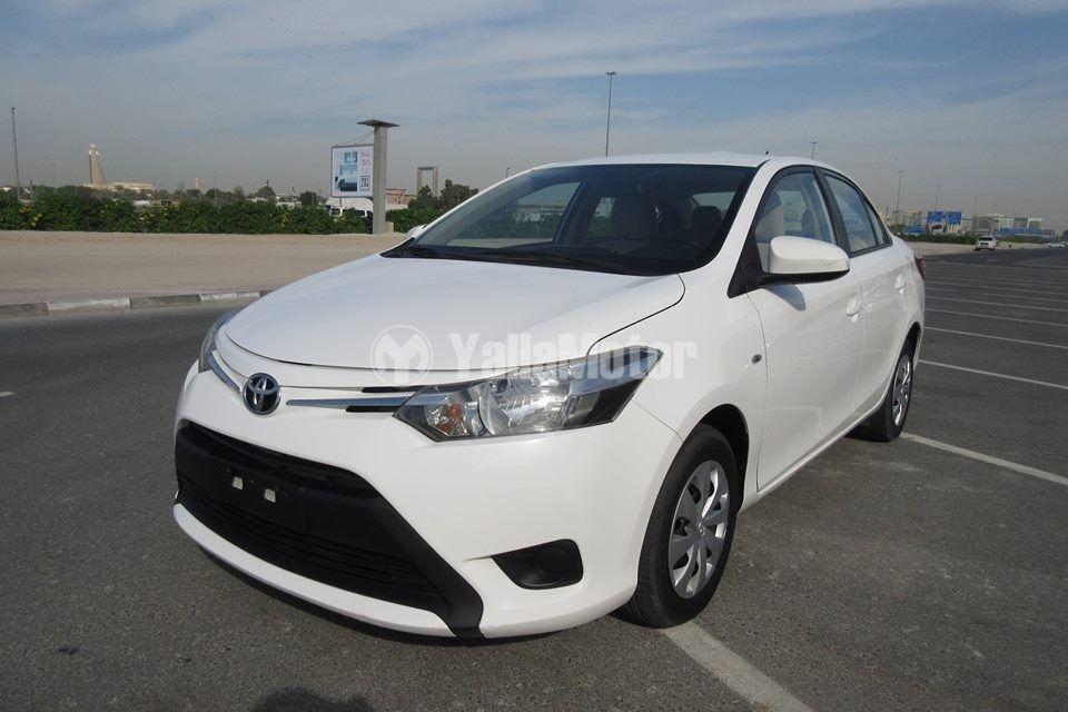 Used Toyota Yaris Sedan  1.5 SE 2015