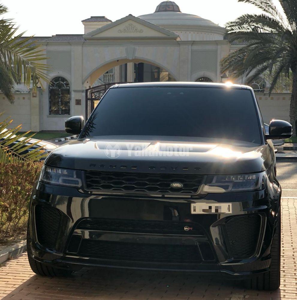 Used Land Rover Range Rover Sport SVR 2018