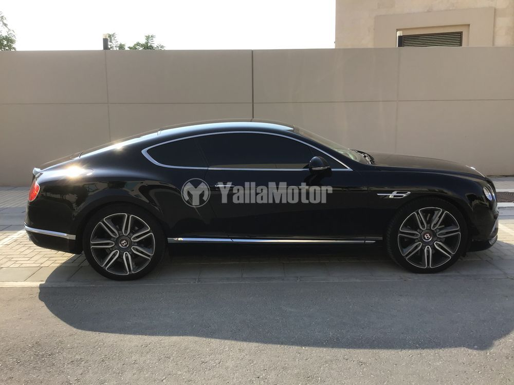 Used Bentley Continental 2016