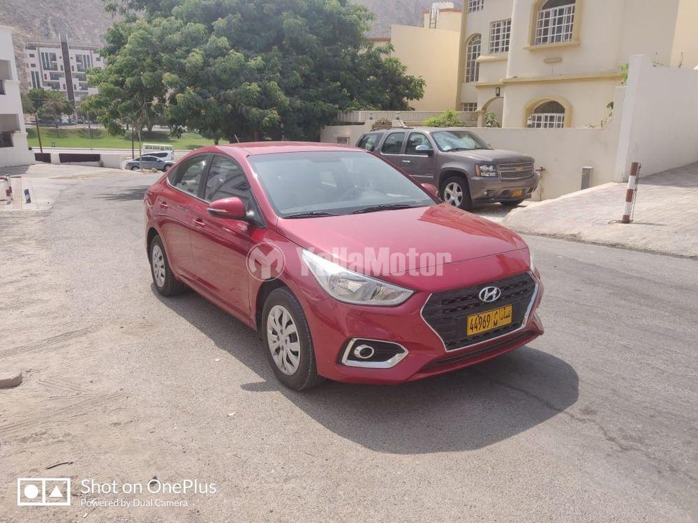 Used Hyundai Accent 1.6L 2019