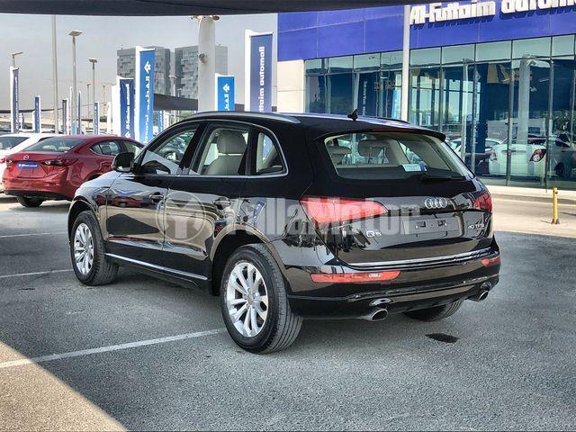 Used Audi Q5 2017