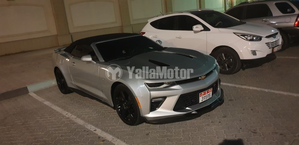 Used Chevrolet Camaro Coupe 6.2L SS Automatic 2017