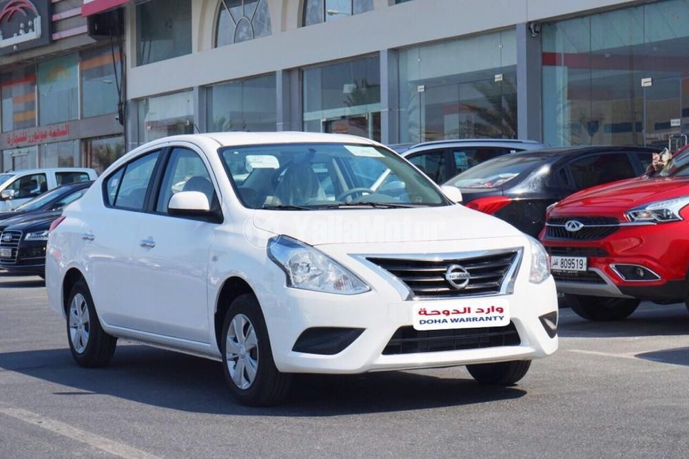 New Nissan Sunny 1.5L S 2020