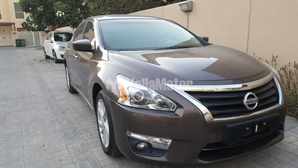 Used Nissan Altima 2.5 SV 2016