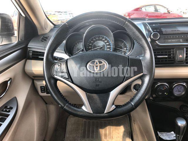 Used Toyota Yaris Sedan 2015