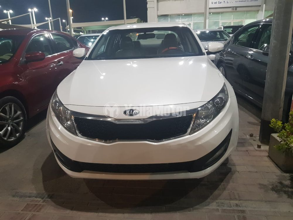 Used Kia Optima 2014