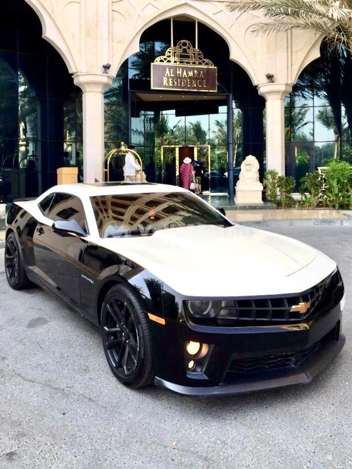 Used Chevrolet Camaro Coupe 6.2L SS 2015