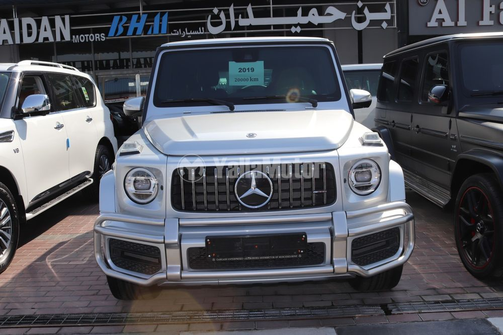 Used Mercedes-Benz G 63 AMG 2019