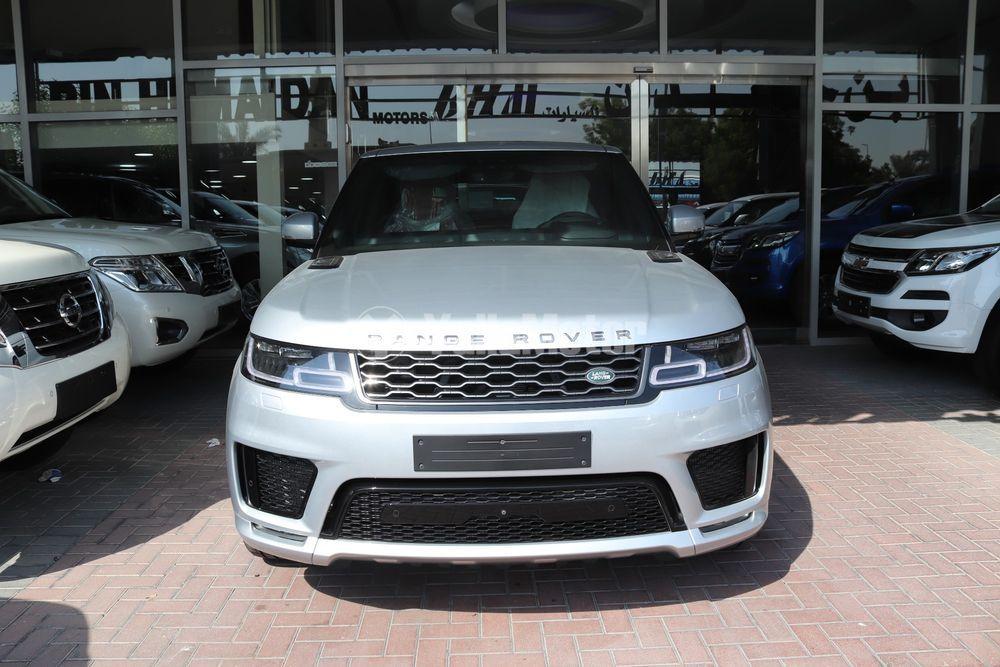 New Land Rover Range Rover Sport 2019