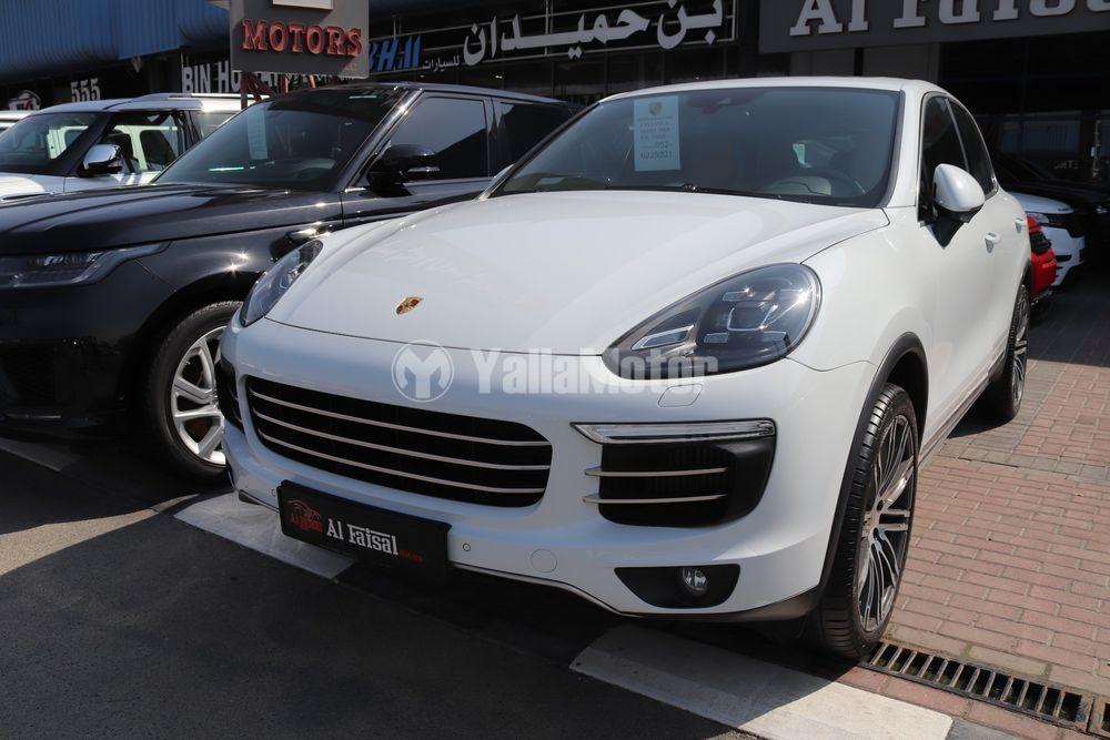 Used Porsche Cayenne S 2015