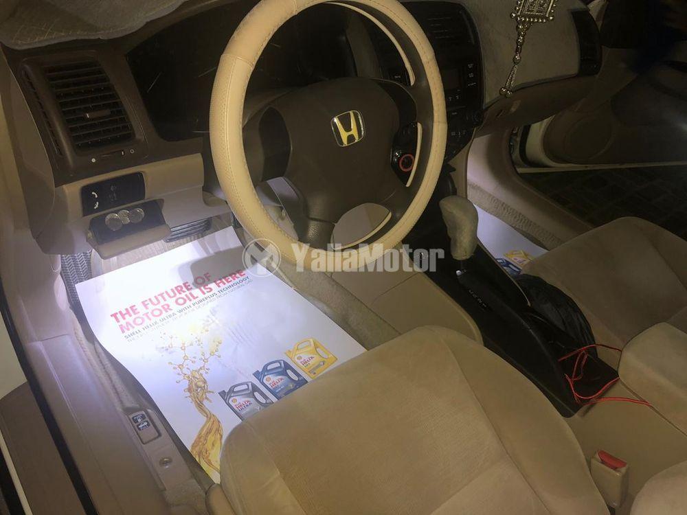Used Honda Accord 2.4L EX 2007