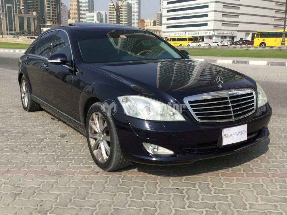 Used Mercedes-Benz S-Class 2009