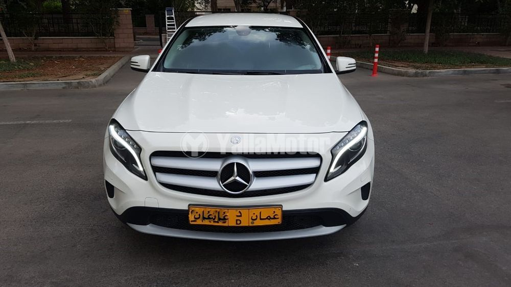 Used Mercedes-Benz GLA 2015