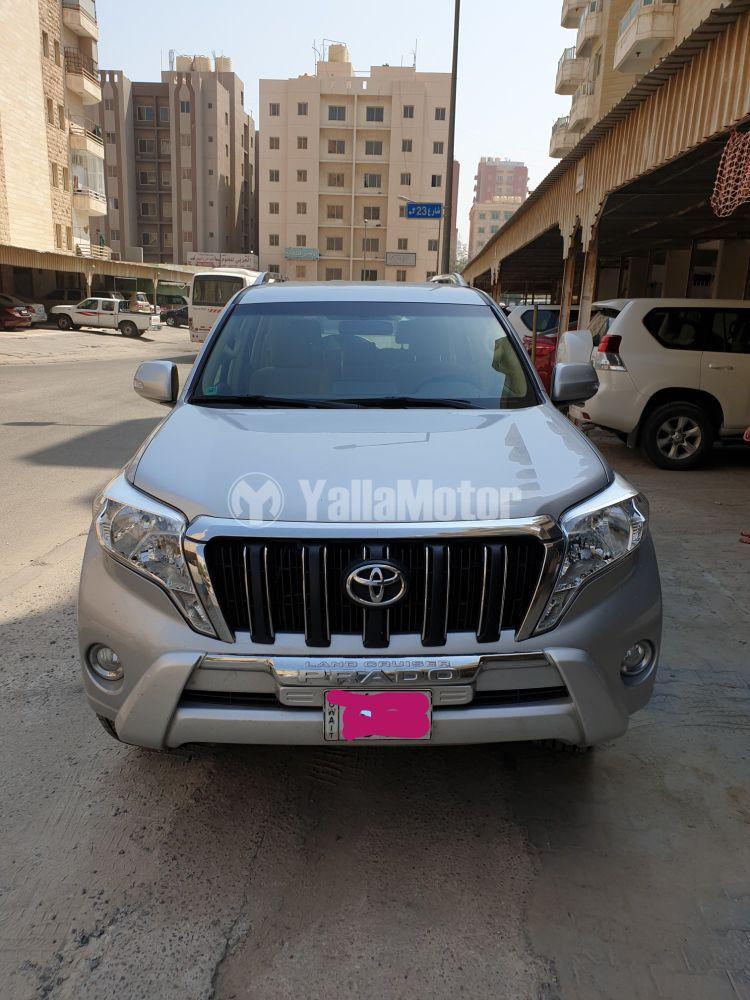 Used Toyota Land Cruiser Prado 2016