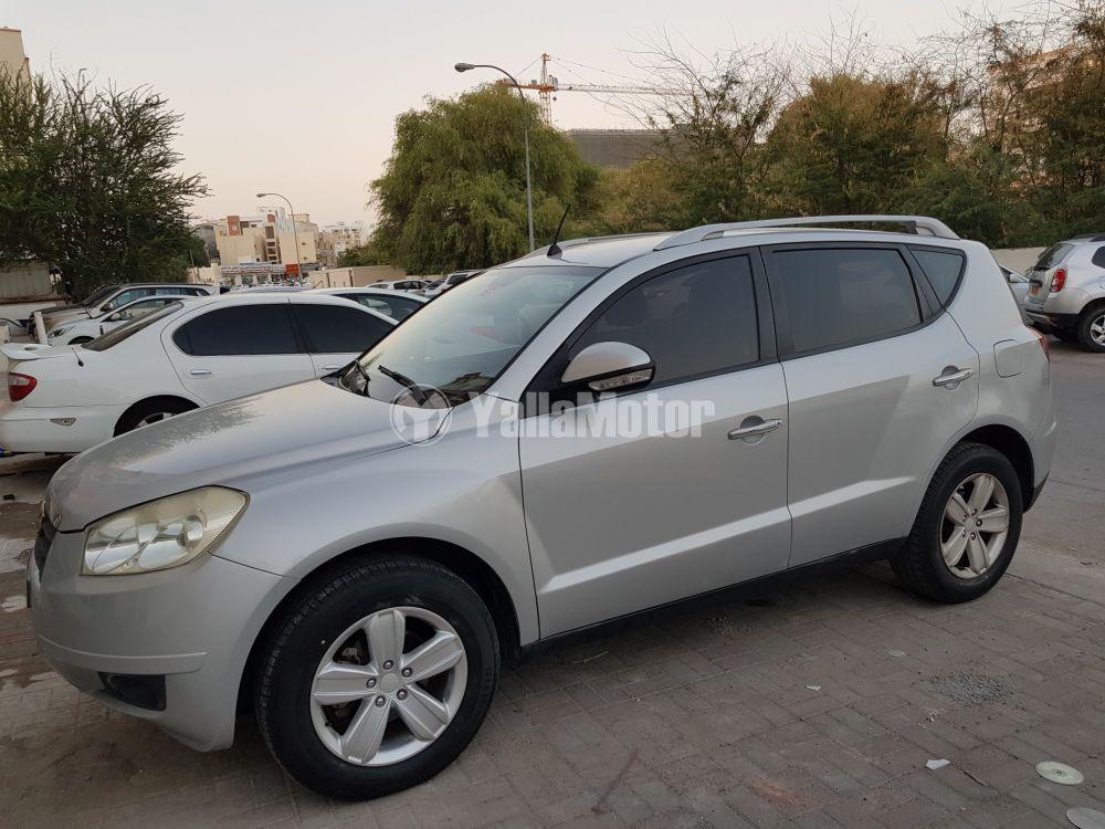 Used Geely Emgrand X7 2.0L Elegance (GC) 2014
