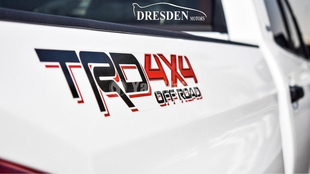 New Toyota Tundra 2020