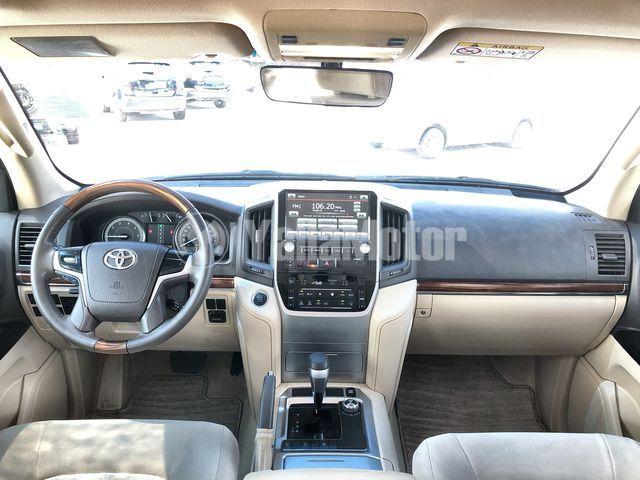 Used Toyota Land Cruiser 2016