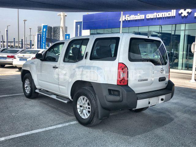 Used Nissan Xterra 2015