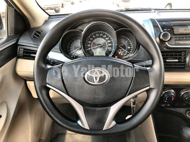Used Toyota Yaris Sedan 2014