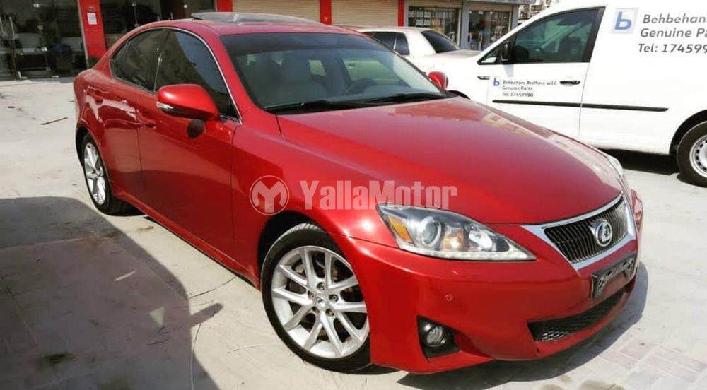 Used Lexus IS 300 2012