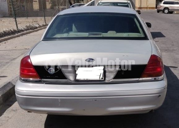 Used Ford Crown Victoria 4.6L 2003