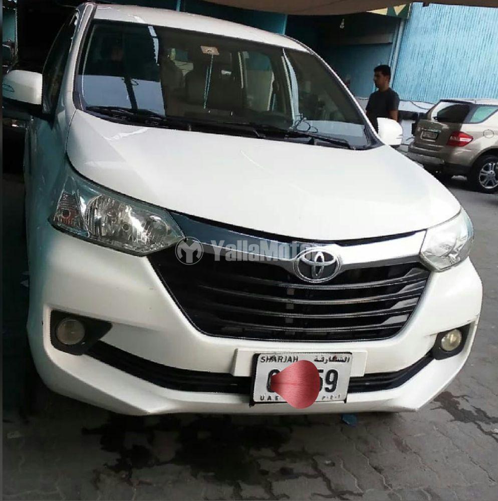 Used Toyota Avanza  1.5L STD 2016