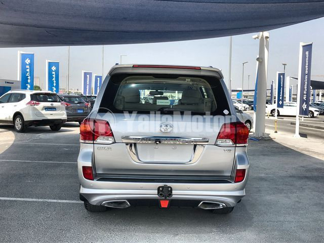 Used Toyota Land Cruiser 2015
