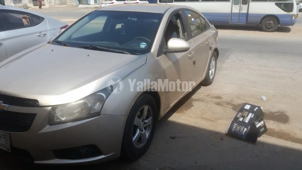 Used Chevrolet Cruze 1.8 LS Top 2012