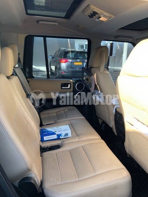 Used Land Rover LR3 2008
