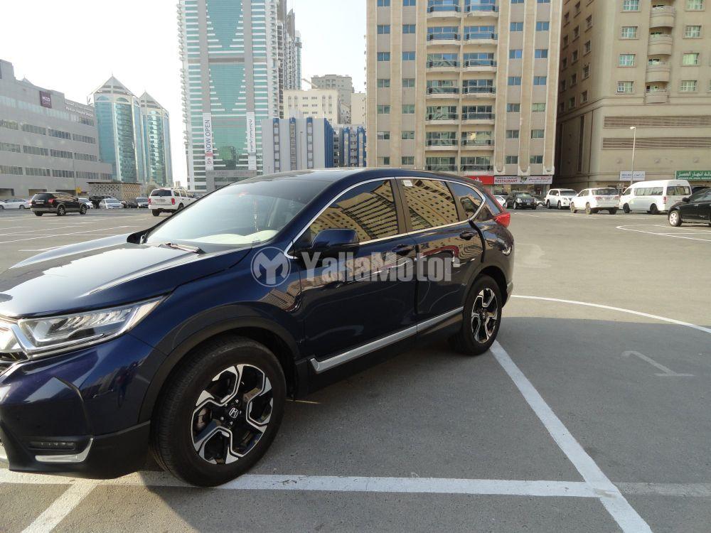 Used Honda CR-V EX Plus (AWD) 2018