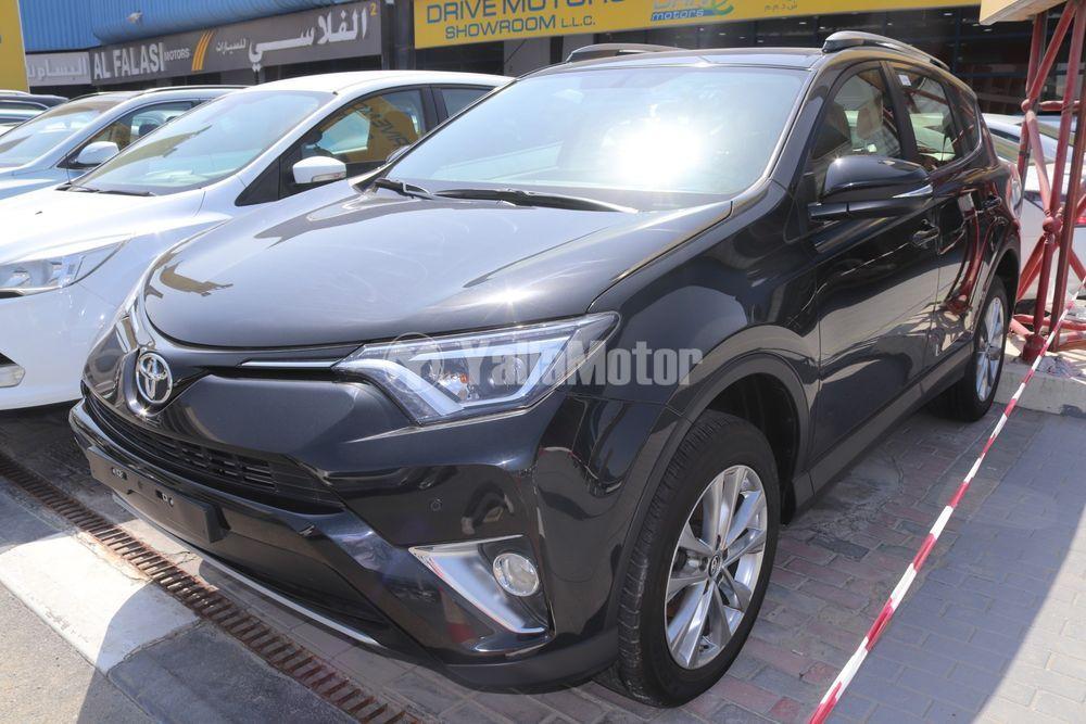 Used Toyota Rav4 2.5L 4WD VXR 2018