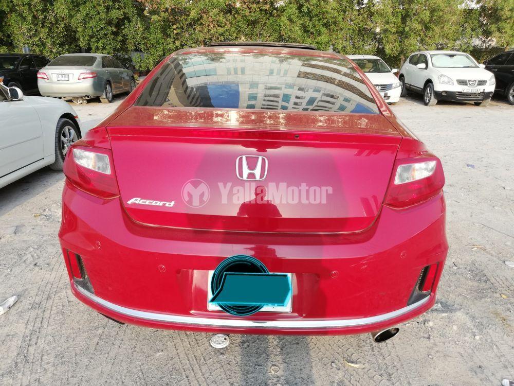 Used Honda Accord Coupe  2.4L EX 2013