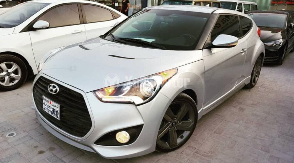 Used Hyundai Veloster 1.6L 2015