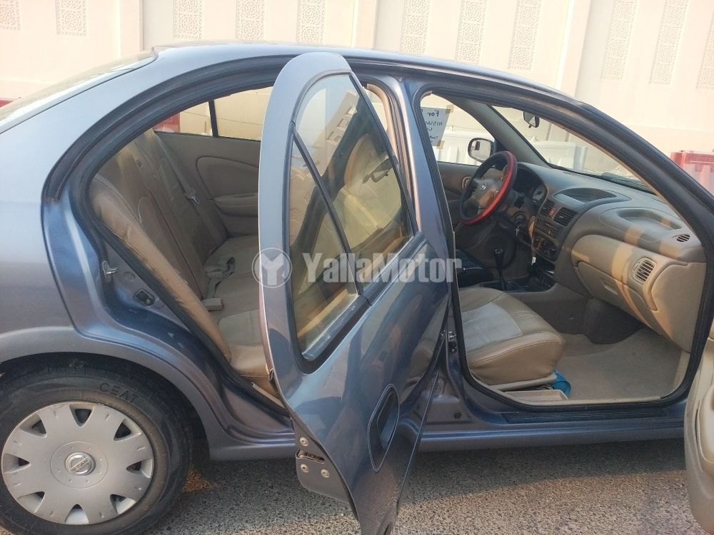 Used Nissan Sunny 2005