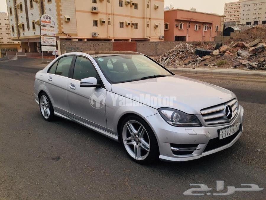 Used Mercedes-Benz C-Class C 200 2014