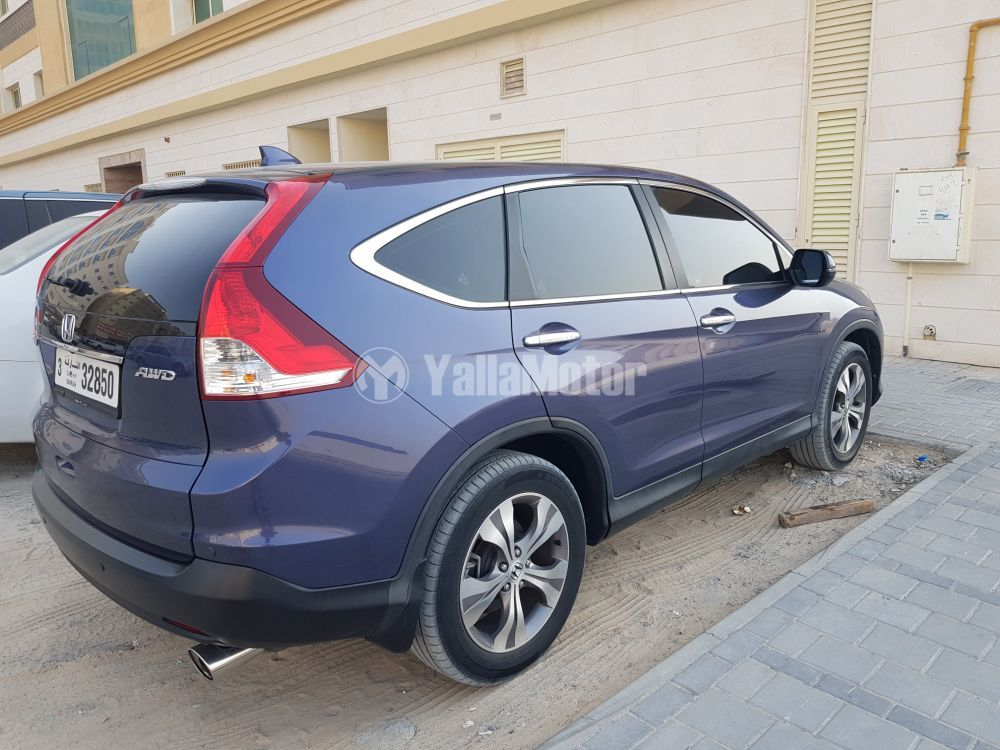 Used Honda CR-V 2.4 EX 2013