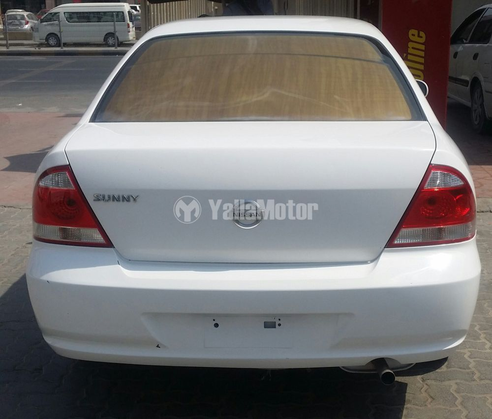 Used Nissan Sunny 2009