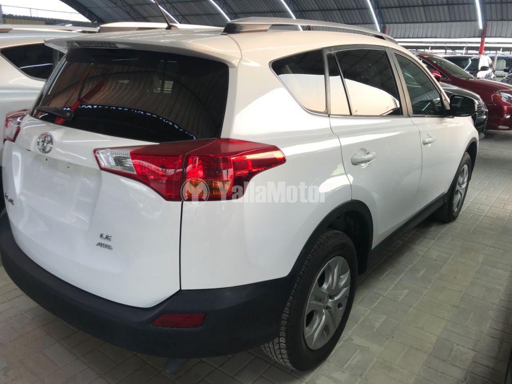Used Toyota Rav4 2014