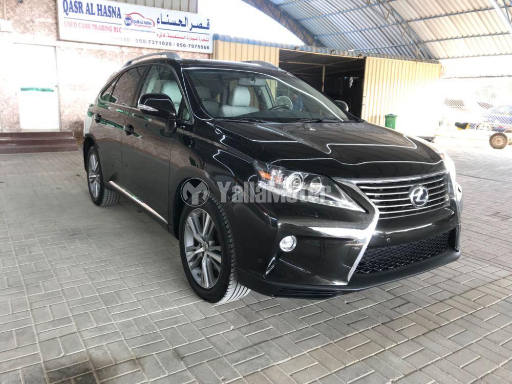 Used Lexus RX 350 2015