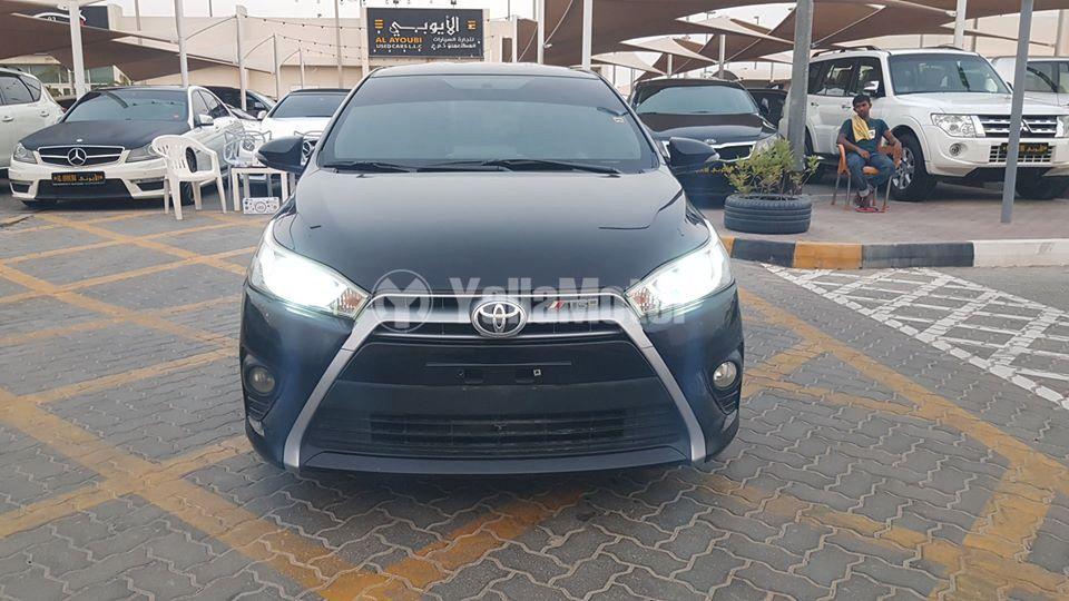 Used Toyota Yaris Hatchback 2015