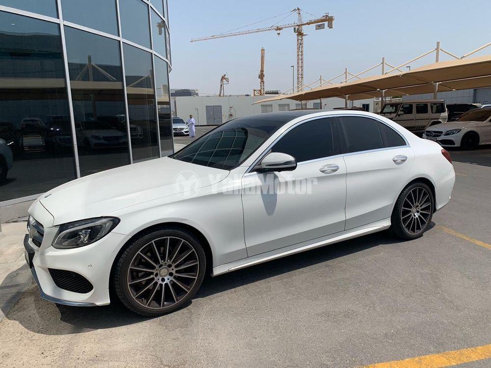 Used Mercedes-Benz C-Class C 200 2017