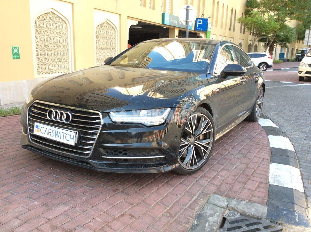 Used Audi A7 2015