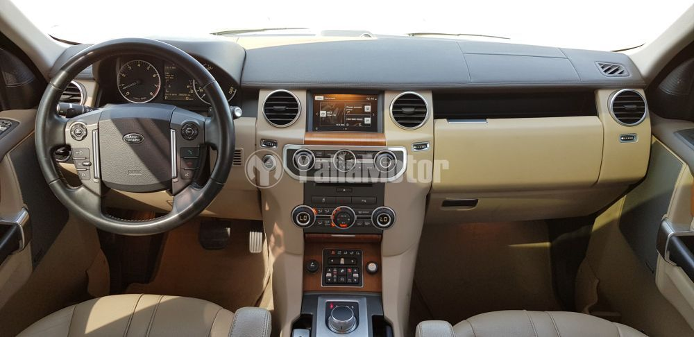 Used Land Rover Discovery 3.0L SC V6 HSE 2016