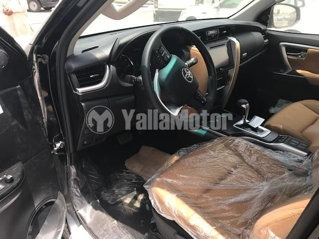 New Toyota Fortuner 2020